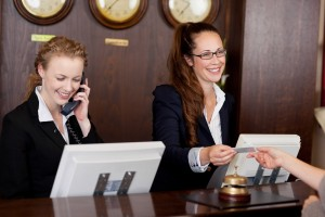 hotel internship in france