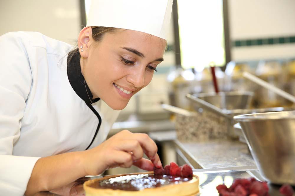 Pastry internship in France
